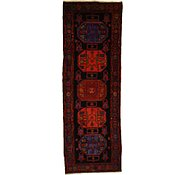 Link to 3' 7 x 10' 6 Hamedan Persian Runner Rug