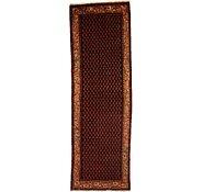 Link to 3' 5 x 10' 6 Farahan Persian Runner Rug