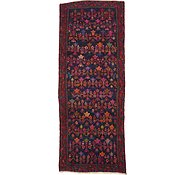 Link to 4' 2 x 10' 8 Hossainabad Persian Runner Rug