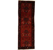 Link to 3' 6 x 9' 9 Khamseh Persian Runner Rug