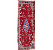 Link to 3' 7 x 10' Mehraban Persian Runner Rug