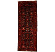 Link to 3' 6 x 9' 3 Khamseh Persian Runner Rug