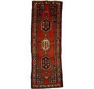 Link to 3' 6 x 9' 5 Mazlaghan Persian Runner Rug