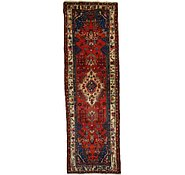 Link to 3' 3 x 10' 6 Hamedan Persian Runner Rug