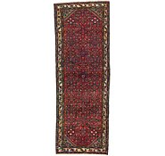Link to 112cm x 297cm Hossainabad Persian Runner Rug