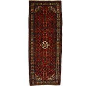 Link to 3' 10 x 10' 1 Hossainabad Persian Runner Rug