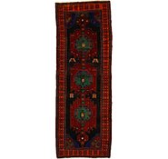 Link to 3' 9 x 10' 7 Roodbar Persian Runner Rug