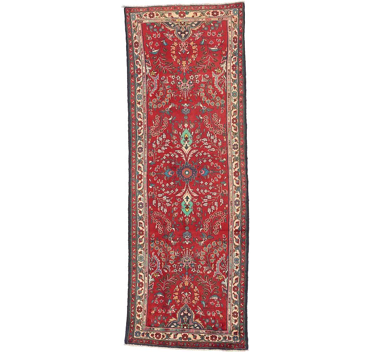 3' 5 x 9' 9 Liliyan Persian Runner ...