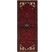 Link to 3' 10 x 9' 10 Hossainabad Persian Runner Rug