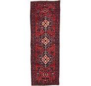 Link to 115cm x 318cm Khamseh Persian Runner Rug