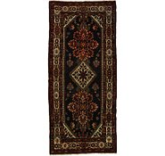 Link to 4' 5 x 9' 10 Hossainabad Persian Runner Rug