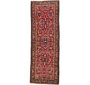 Link to 3' 7 x 10' 6 Borchelu Persian Runner Rug
