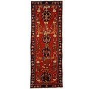 Link to 3' 7 x 9' 9 Hamedan Persian Runner Rug