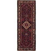 Link to 3' 9 x 10' Hossainabad Persian Runner Rug