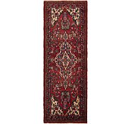 Link to 3' 9 x 10' 4 Liliyan Persian Runner Rug