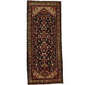 Link to 3' 10 x 9' 5 Hossainabad Persian Runner Rug