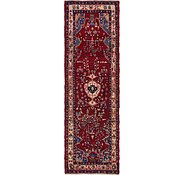 Link to 3' 5 x 10' 7 Hamedan Persian Runner Rug