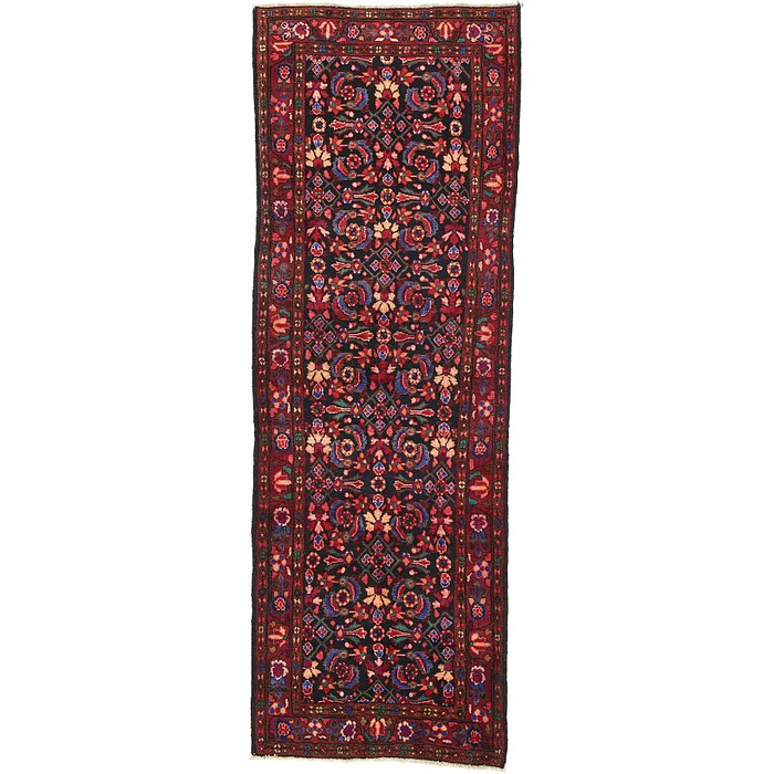 3' 10 x 10' 10 Borchelu Persian Runner...