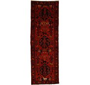 Link to 3' 5 x 9' 9 Khamseh Persian Runner Rug