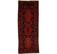 Link to 3' 8 x 9' 3 Nanaj Persian Runner Rug