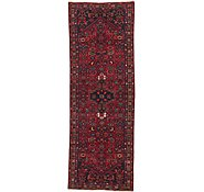 Link to HandKnotted 3' 5 x 9' 9 Zanjan Persian Runner Rug