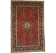 Link to 9' x 13' 8 Isfahan Persian Rug