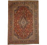 Link to 9' 6 x 13' 1 Kashan Persian Rug