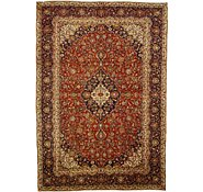 Link to 9' 2 x 13' 1 Kashan Persian Rug