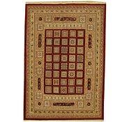 Link to 6' 9 x 9' 9 Sirjan Persian Rug