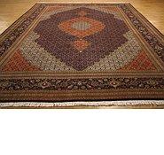 Link to 11' 3 x 15' 8 Tabriz Persian Rug