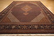 Link to 11' 3 x 16' 1 Tabriz Persian Rug