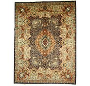 Link to 9' 10 x 12' 11 Kashmar Persian Rug