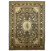 Link to 9' 9 x 13' 1 Kashmar Persian Rug