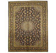 Link to 10' 1 x 12' 10 Kashan Persian Rug