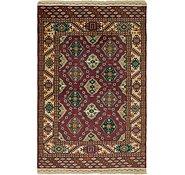 Link to 5' x 7' 9 Kazak Oriental Rug