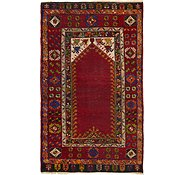 Link to 115cm x 188cm Kazak Oriental Rug