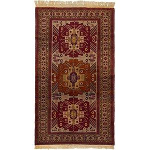 3' 10 x 6' 11 Kazak Oriental Rug