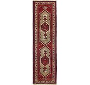 Link to 100cm x 335cm Meshkin Persian Runner Rug