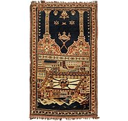 Link to 3' 1 x 5' 1 Shiraz Persian Rug