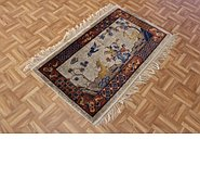 Link to 2' 5 x 3' 11 Antique Finish Rug