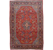 Link to 8' x 12' Sarough Persian Rug