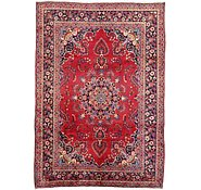 Link to 7' 11 x 11' 3 Mashad Persian Rug
