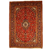 Link to 7' 10 x 11' Kashan Persian Rug