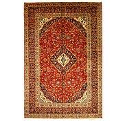 Link to 8' x 11' 10 Kashan Persian Rug