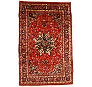 Link to 6' 6 x 10' 1 Mashad Persian Rug
