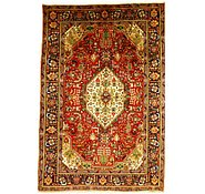 Link to 6' 7 x 9' 9 Tabriz Persian Rug