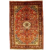 Link to 7' 6 x 10' 8 Golpayegan Persian Rug