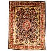 Link to 9' 9 x 13' Kashmar Persian Rug