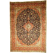 Link to 9' 9 x 13' 7 Kashan Persian Rug