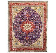 Link to 9' 11 x 12' 11 Tabriz Persian Rug
